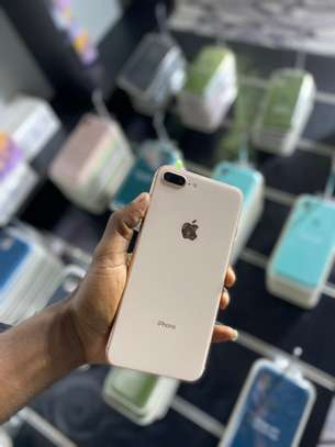 iPhone 8plus 64GB Gold for sale image 5