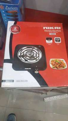 NEW SINGLE HOT ELECTRIC PLATE