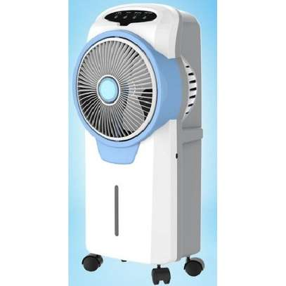 Rechargeable Electric Air Cooler Fan/AC image 3