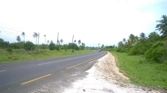 10 acres for industrial at Bagamoyo Town