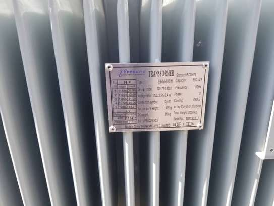 ELECTRIC TRANSFORMERS image 10