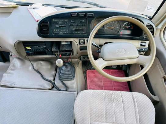 Toyota COASTER for sale image 7