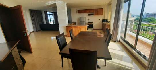 a 2bedrooms fully furnished appartments with a see view in MASAKI are now available for rent image 4
