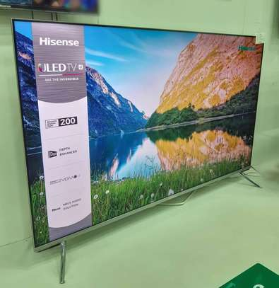 Hisense 65 OLED smart ultra HD TV image 1