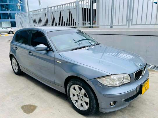 2005 BMW 1 Series image 11