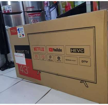 "43"" TCL Smart TV image 2"
