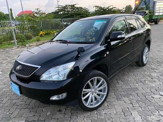 2004 Toyota Harrier image 9