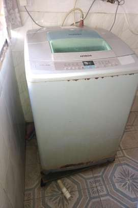 Hitachi Beat Wave Washing Machine image 3