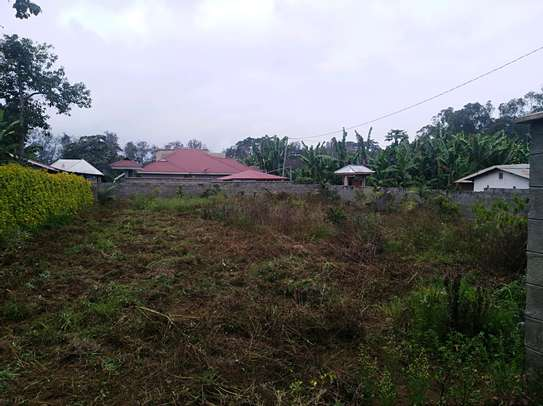 Land With a three bedroom house for sale in ARUSHA image 5
