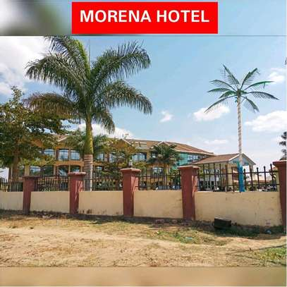 IDEAL PLOT FOR HOTEL CLOSE TO MORENA HOTEL DODOMA image 2
