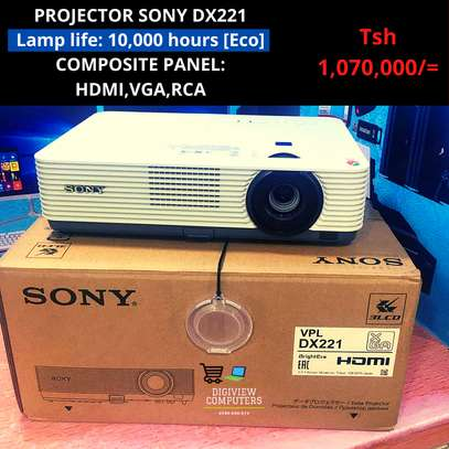 PROJECTOR SONY DX221 image 2