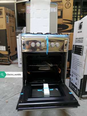BRUHM 50X55 COOKER FULL GAS OVEN GAS image 1