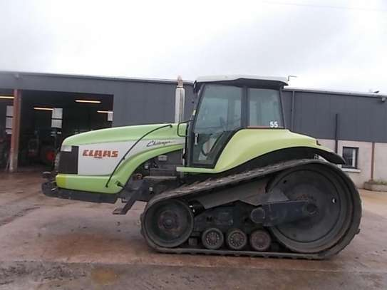 1999 CLAAS CHALLENGER 55 image 3