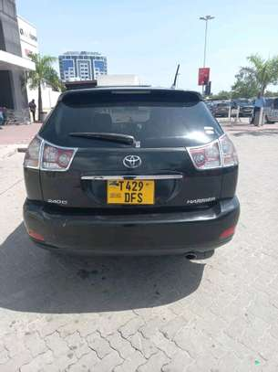 2008 Toyota Harrier image 2