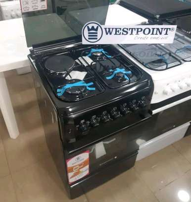 WEST POINT COOKER 60X60