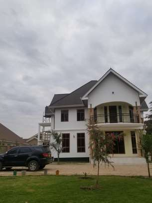 4 Bdrm Double Storey Specious House at Njiro Tanesco