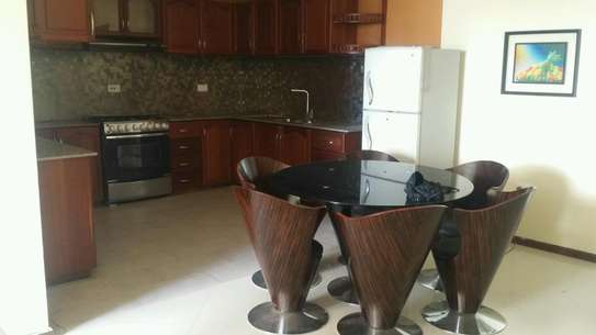 a fully furnished appartment is for rent at msasani cool neighbour hood image 4