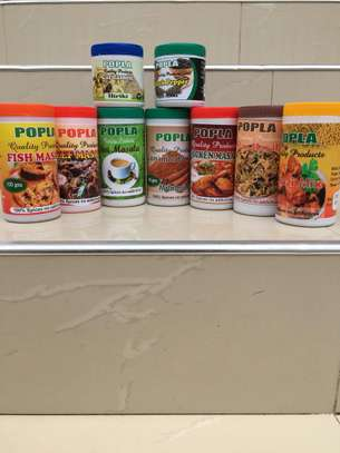 Popla Spices