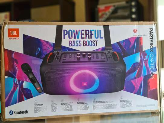 JBL Party box On The Go image 4