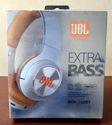 JBL Wireless Original Headphone Extra Bass image 1