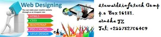 Web Designing and Hosting