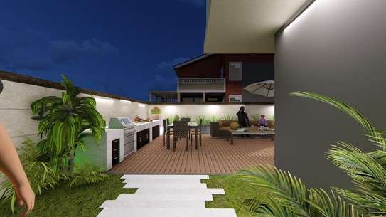 ViLLA HOUSE FOR SELL WITH OCEAN VIEW image 14