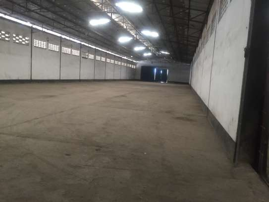 GODOWN FOR RENT IN CHANG'OMBE INDUSTRIAL AREA