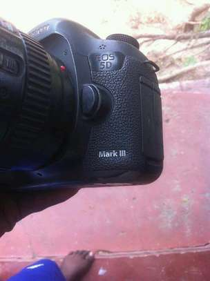 Camera Canon Mark III
