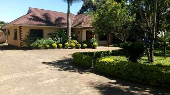 UNFURNISHED FOUR BEDROOM HOUSE AT AGM OLOIRIEN