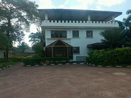 a stand alone mansion is for rent at mbezi beach near mediteranian hotel street very cool neighbour hood image 2