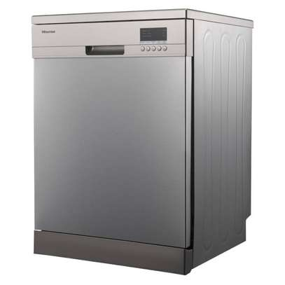 HISENSE DISH WASHER 12PLACES - STAINLESS STEEL image 5
