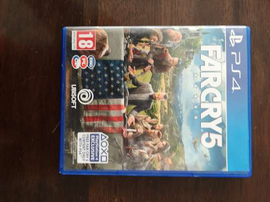 Far Cry 5 for Play Station 4