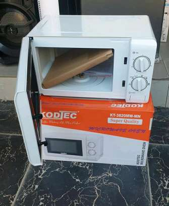 BEST QUALITY KODTEC MICROWAVES OVEN image 1