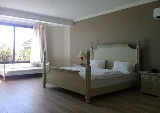 1, 2 & 3 Bedrooms Luxury Full Furnished Beach Front Apartments in Msasani Beach Peninsula image 8