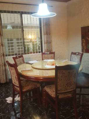 4 bedroom house full furnished ( stand alone ) for rent image 2