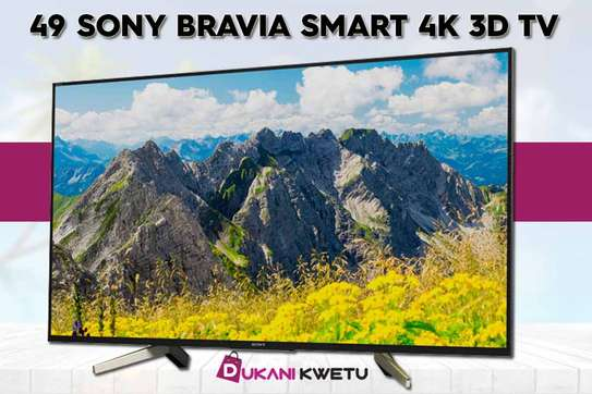 Sony Bravia 49 4K UHD LED Smart TV - ANDROID TV