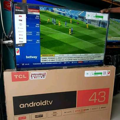 TCL ANDROID TV INCH 43 image 2