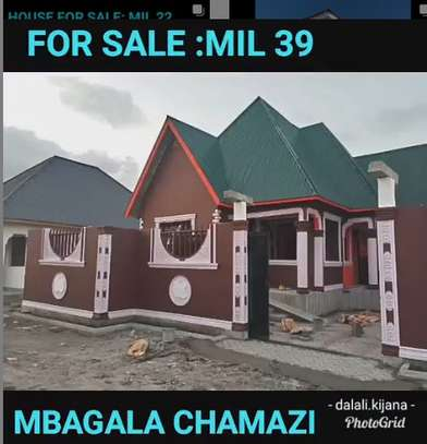 3 Bdrm House at Mbagala