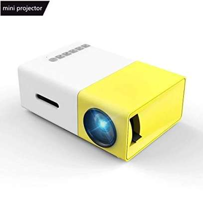 led projector(portable)