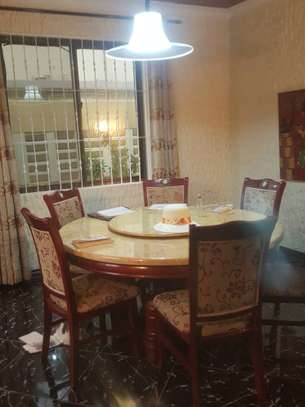 4 bed room house full ferniture for rent at mikocheni kwa warioba image 4