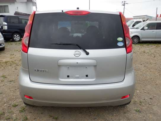 2008 Nissan Note image 2