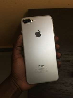 iPhone 7plus 32GB silver for sale