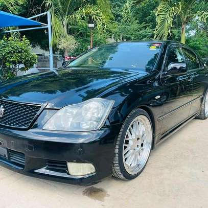 2008 Toyota crown-athlete image 2