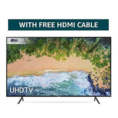 SAMSUNG SMART TV UHD 4K|HDR SLIM Model- 65NU7100 image 1