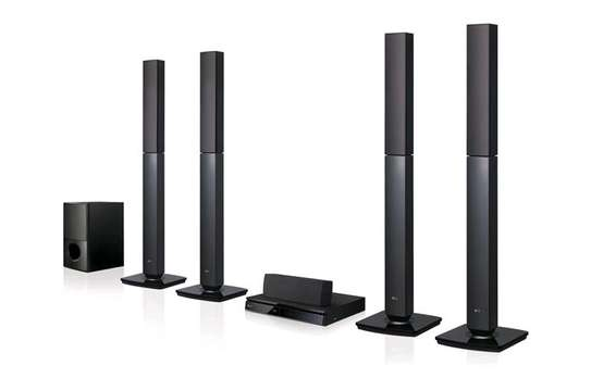 LG - Home Theater System