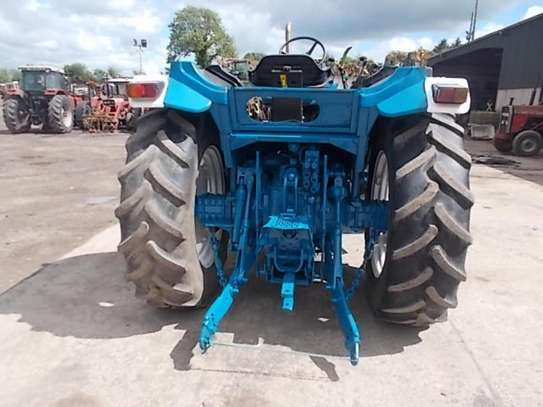 1992 Ford 6610 4WD FARM TRACTOR image 5