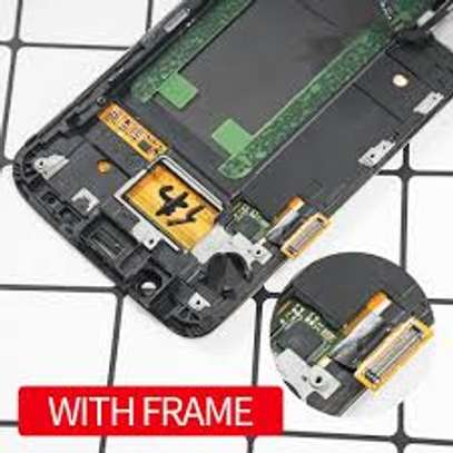 Replacement Sumsung 6 egde plus image 1