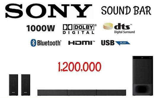 SOUND BAR SONY 1000W