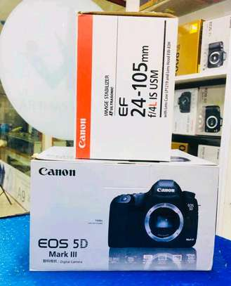 canon 5D mark iii with 24~105 image 1