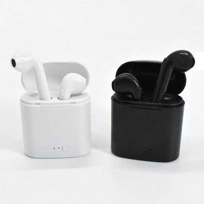 i7 Mini Bluetooth Earphone (wireless) image 1